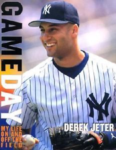 "Game Day - ""My Life On & Off The Field"" - Derek Jeter Commemorative Paperback"