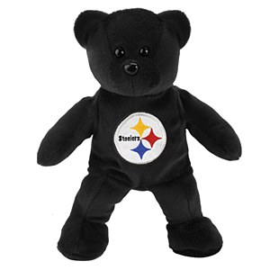 "Pittsburgh Steelers 8"" Team Bear"