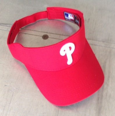 Phillies Visor