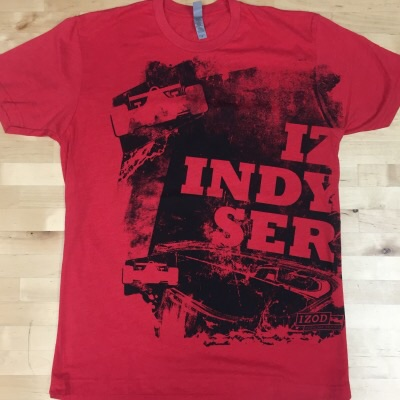IZOD Indy Car T-Shirt