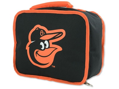 Baltimore Orioles Lunch Box