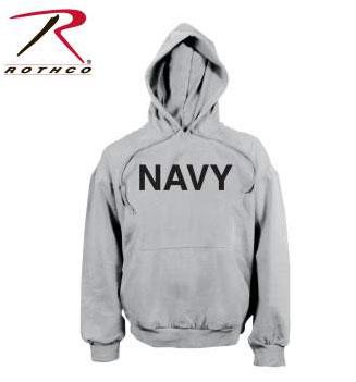Rothco Navy Pullover Hoody