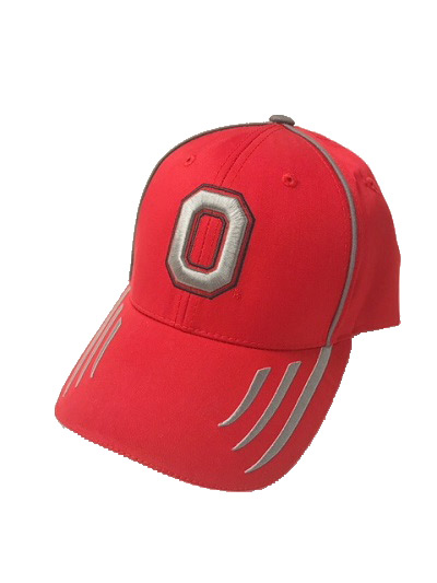 Ohio State Buckeye's Adjustable Hat