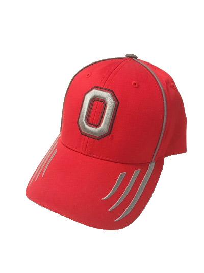Ohio State Buckeye's Adjustable Hat