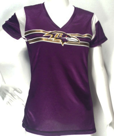 Ravens Ladies Fashion Jersey