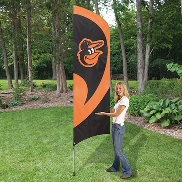 Baltimore Orioles 11 1/2' Pole Flag