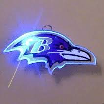 Ravens Flashing Pendant