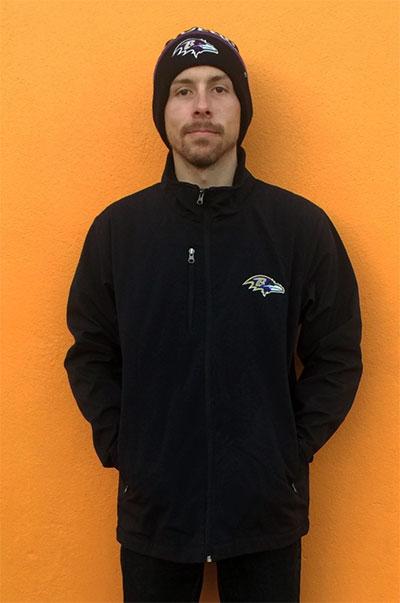 Baltimore Ravens Soft Shelled Jacket