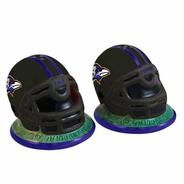 Baltimore Ravens Helmet Salt & Pepper Shaker Set