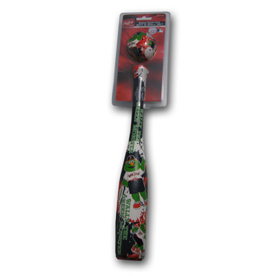 Boston Red Sox Softee Bat & Ball Set