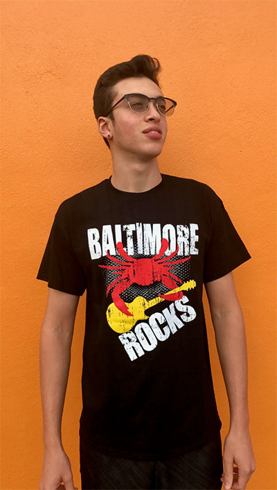 Baltimore Rocks T-Shirt