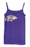 Baltimore Ravens Burnout Camisole Tank