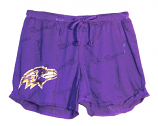 Concept Sports Purple Burnout Shorts