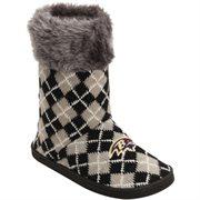 Ravens Argyle Ladies Boots