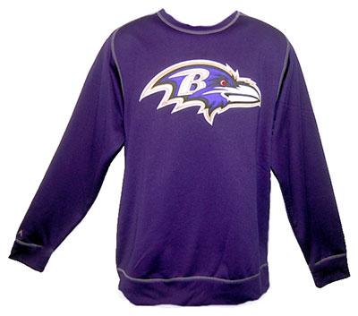 Baltimore Ravens Men's Volt Sweater