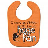Orioles Huge Fan Baby Bib