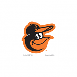 Orioles Tattoos 4 Pack