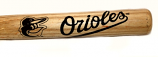 Orioles Natural Baseball Bat
