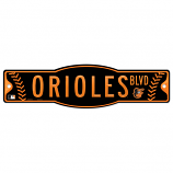 Orioles Blvd Sign