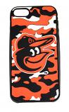 Orioles IPhone 5 Camo Soft Protective Case