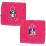 NFL Pink Sweat Band