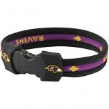 Baltimore Ravens Titanium Sport Bracelet