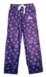 Concept Sports Ravens Medallion Pajama Pants