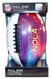 Ravens Full Size Super Bowl Football