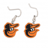 Orioles Cartoon Bird Dangle Earrings