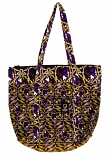 Ravens All Over Logo Tote